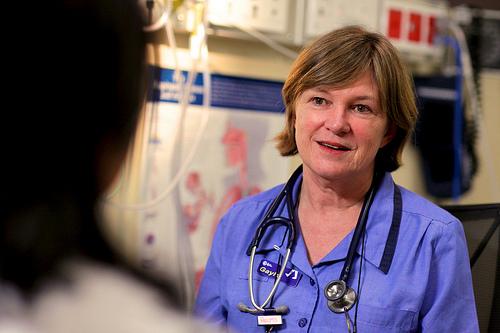 Dating a nurse practitioner