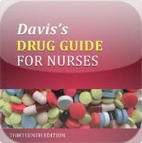 8. Davis's Drug Guide for Nurses