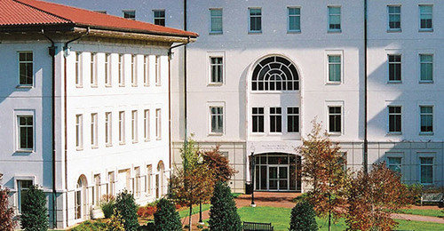13. Nell Hodgson Woodruff School of Nursing, Emory University – Atlanta, Georgia