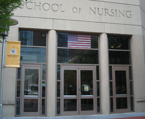 2. University of Maryland School of Nursing – Baltimore, Maryland