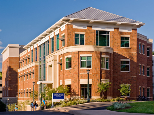 3. University of Virginia School of Nursing – Charlottesville, Virginia