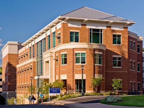 3. University of Virginia School of Nursing – Charlottesville, Virginia