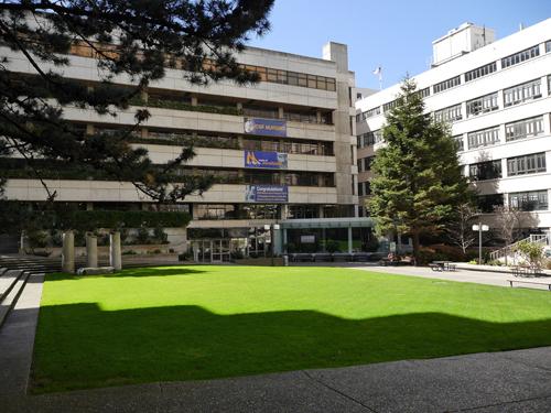 Sacramento State Nursing Building